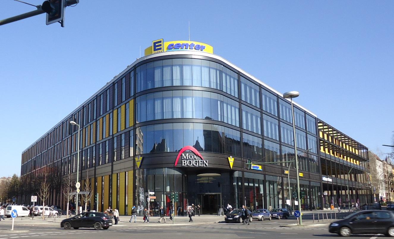 EKZ MOA Bogen, Berlin-Moabit – BTB Berater für Technik und Bauen